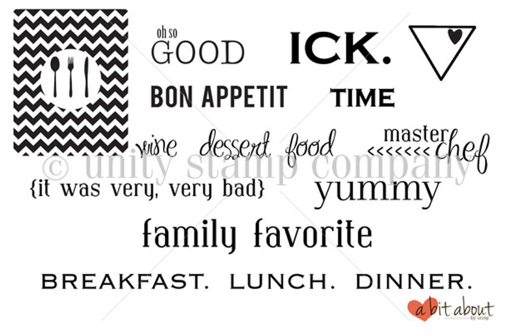 {aBOUT} Bon Appetit