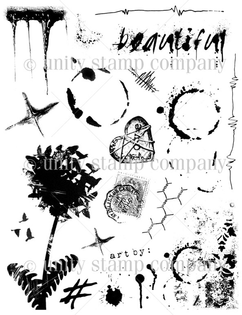 Beautiful Elements {JoJa Kit}