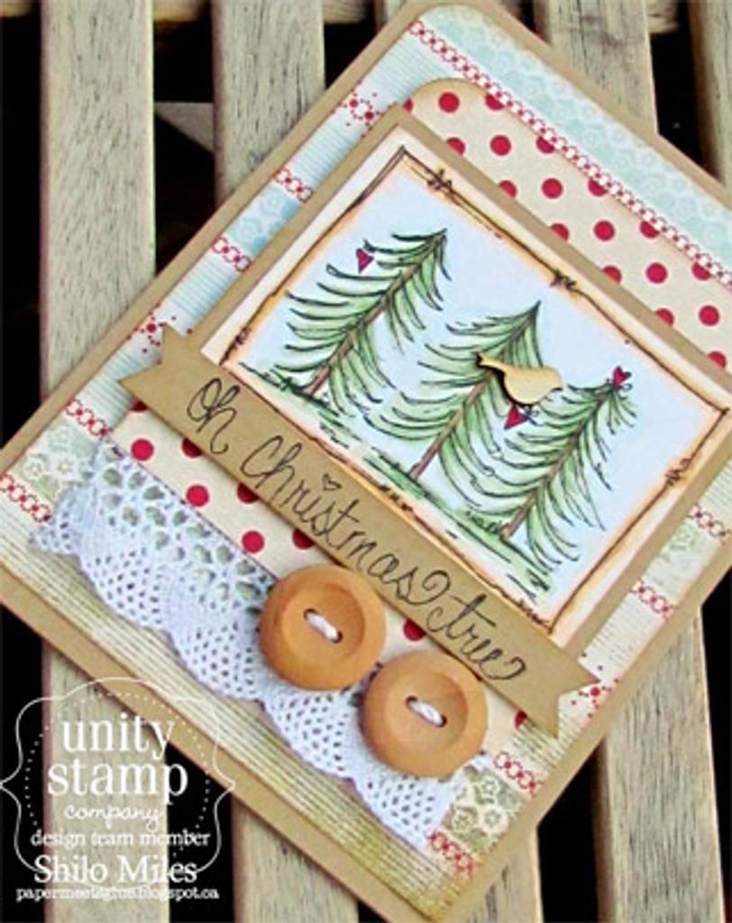 Oh Christmas Tree {kom 10/13}