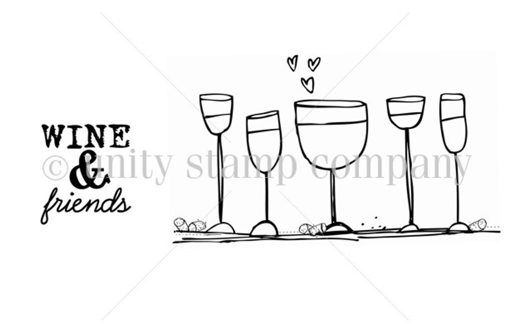Wine & Friends