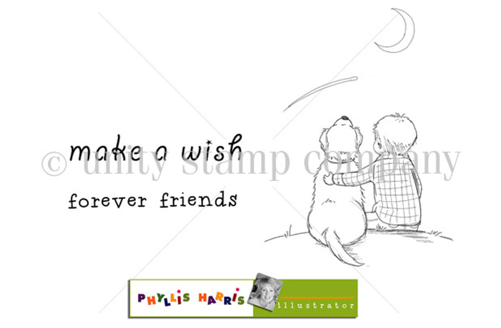 Wishing Were Forever Friends