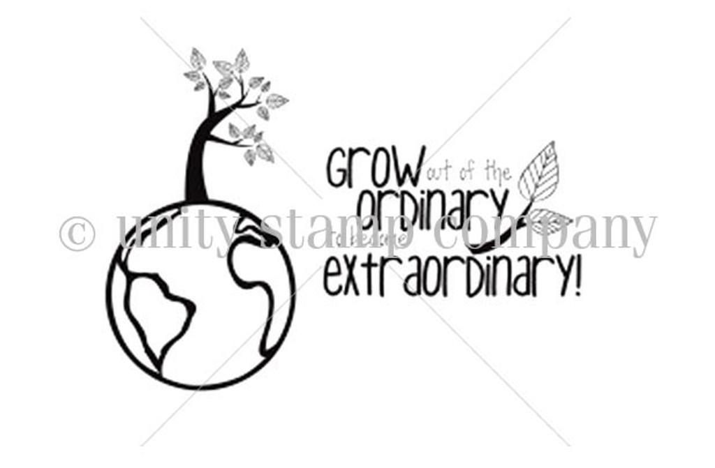 Grow Yourself Extraordinary