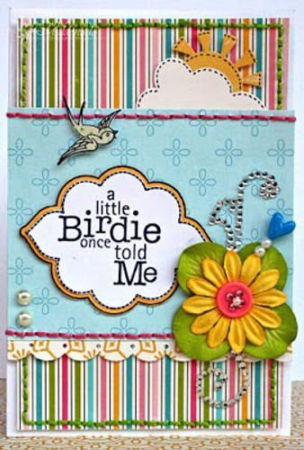Birdie Inspiration