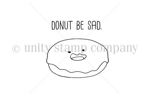 Donut be Sad