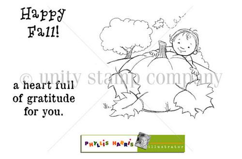 Happy Fall Baby