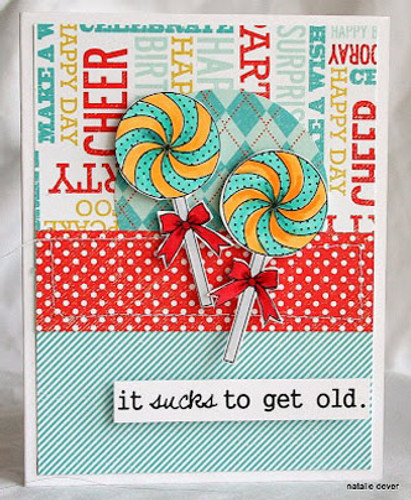 Sucks to Get Old