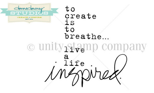 Create to Breathe {Donna Downey}