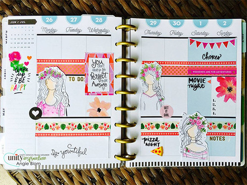 Planner Gal: Be A Beauty