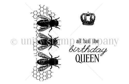 All Hail the QUEEN Bee