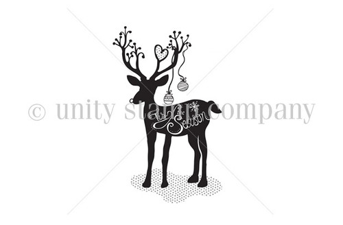 'Tis the Season Deer