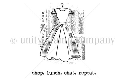 Shop. Lunch. Chat. Gal
