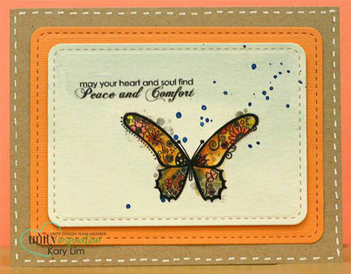 Butterfly of Peace