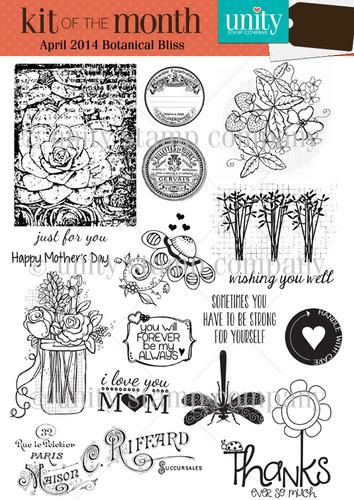 Botanical Bliss {kom 4/14}