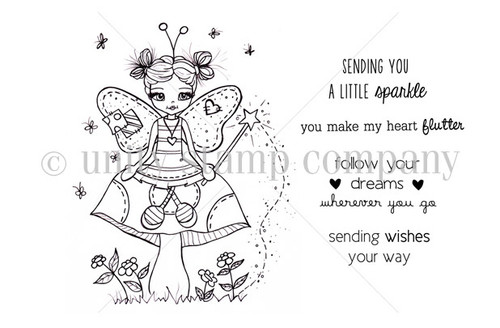 Betsy the Butterfly Fairy