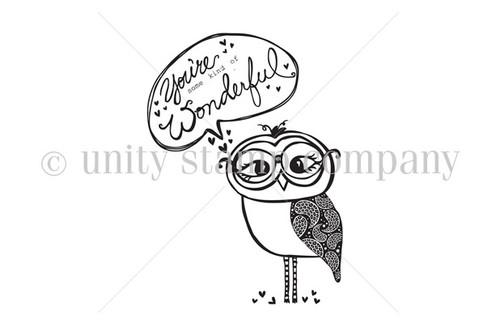 Wonderful Owl