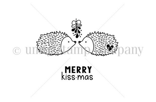 Kissmas Hedgie