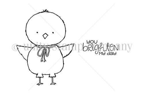 Bright Little Chick