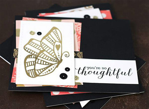 Thanks Above & Beyond {april 2015 sentiment kit}