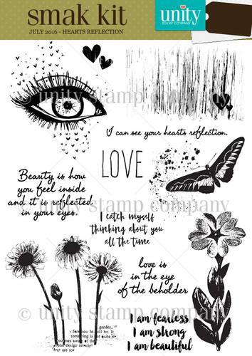 Hearts Reflection {smak 7/16}
