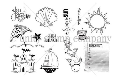 Beach Days & Sun Rays