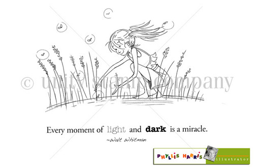 Miracle of Light and Dark