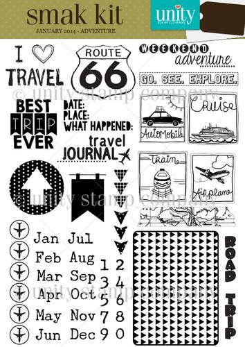 Adventure  {smak 1/14}