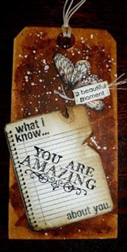 What I Know {kom 8/11}