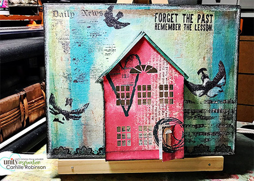 Forget the Past {smak 11/16}