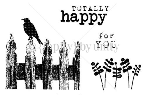 TOTALLY happy