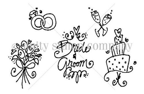 Blissful Bride & Groom