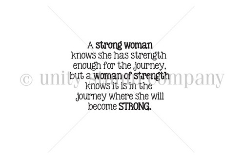 A Woman of Strength