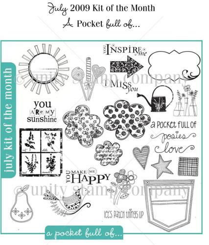 A Pocket Full of... {kom 7/09}