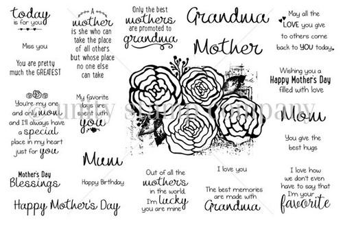 Mama's & Grandma's {april 2016 sentiment kit}