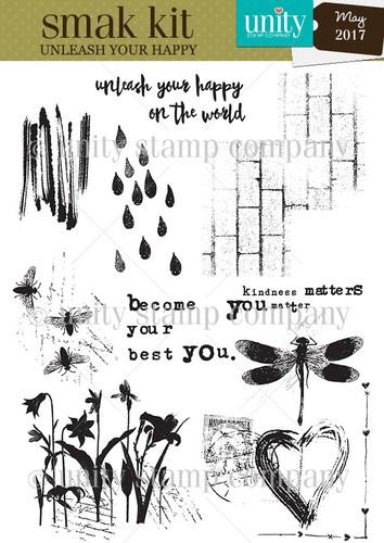 Unleash Your Happy {smak 5/17}