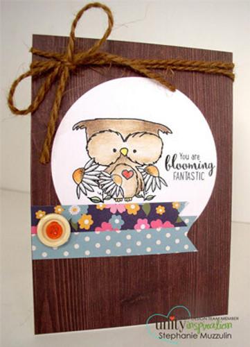 Lil Bloomin Owl