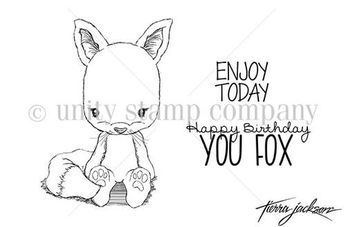 Cuddlebug Fox