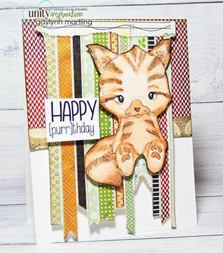 Cuddlebug Kitty