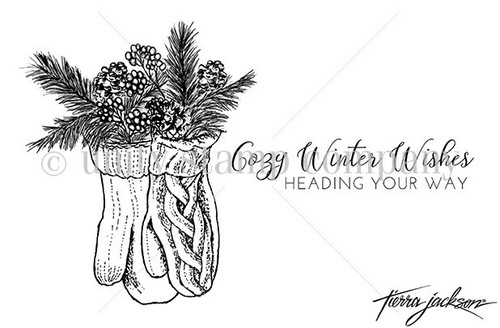 Cozy Mitts