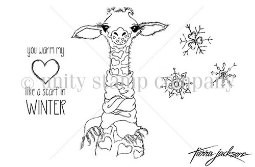 Scarf In Winter