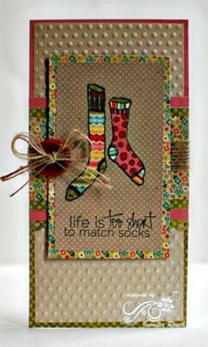 Matching Socks  {Itty Bitty}