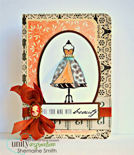 Mind & Beauty {dressform}