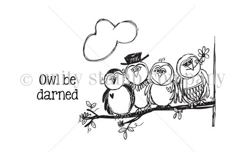 Owl be Darned