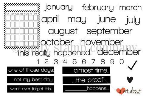 {aBOUT} the Month