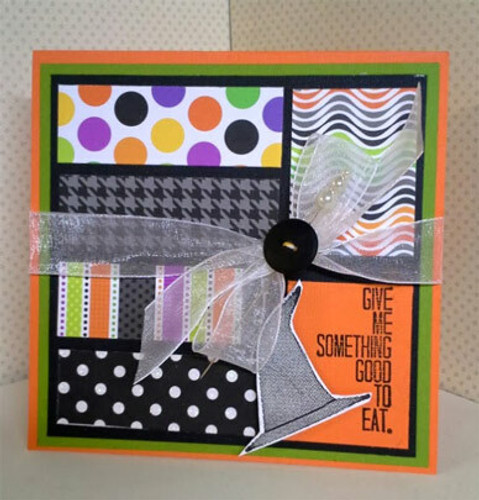 Halloween Chatter {october 2013 sentiment kit}