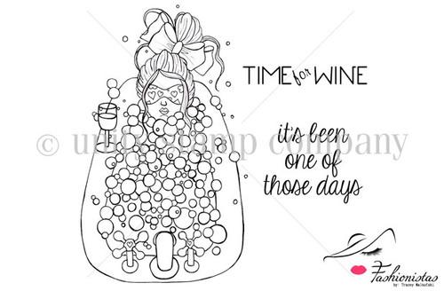 Bubbles {fashionista}