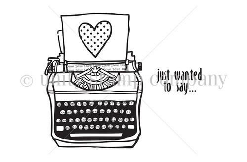 Typewriter Love