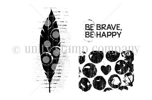 Be Brave, Be Happy {lol 3/15}