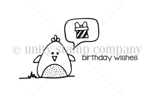 Birthday Wishes Peep