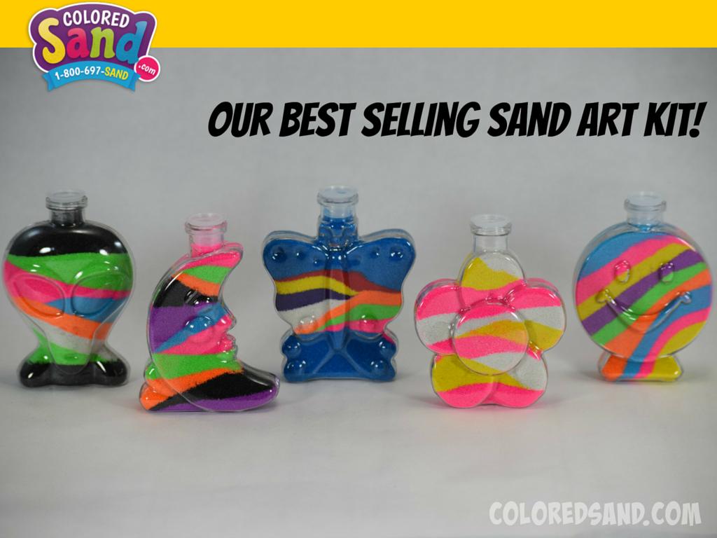 Best selling sand art