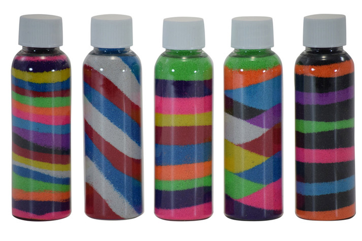 Sand Art Bottle Special 50 ct.